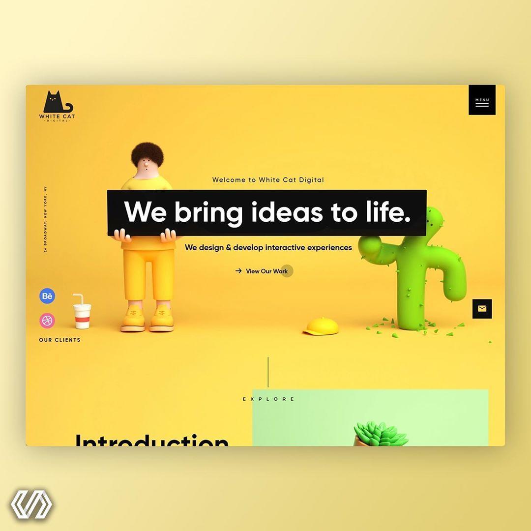 网站建设页面设计图片(网页首页设计图片)