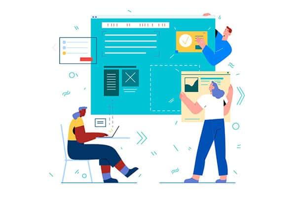 网站建设合同(网站建设方案)