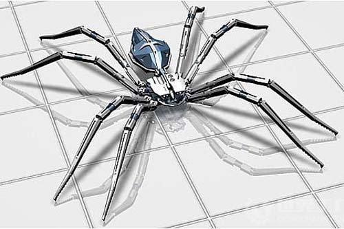 蜘蛛程序的概念及原理说明