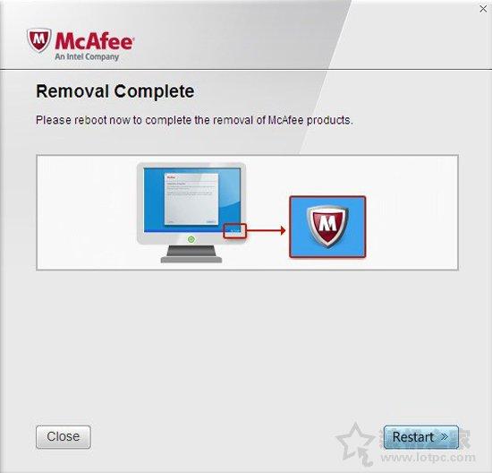 怎么卸载mcafee(系统预装迈克菲杀毒软件卸载方法)