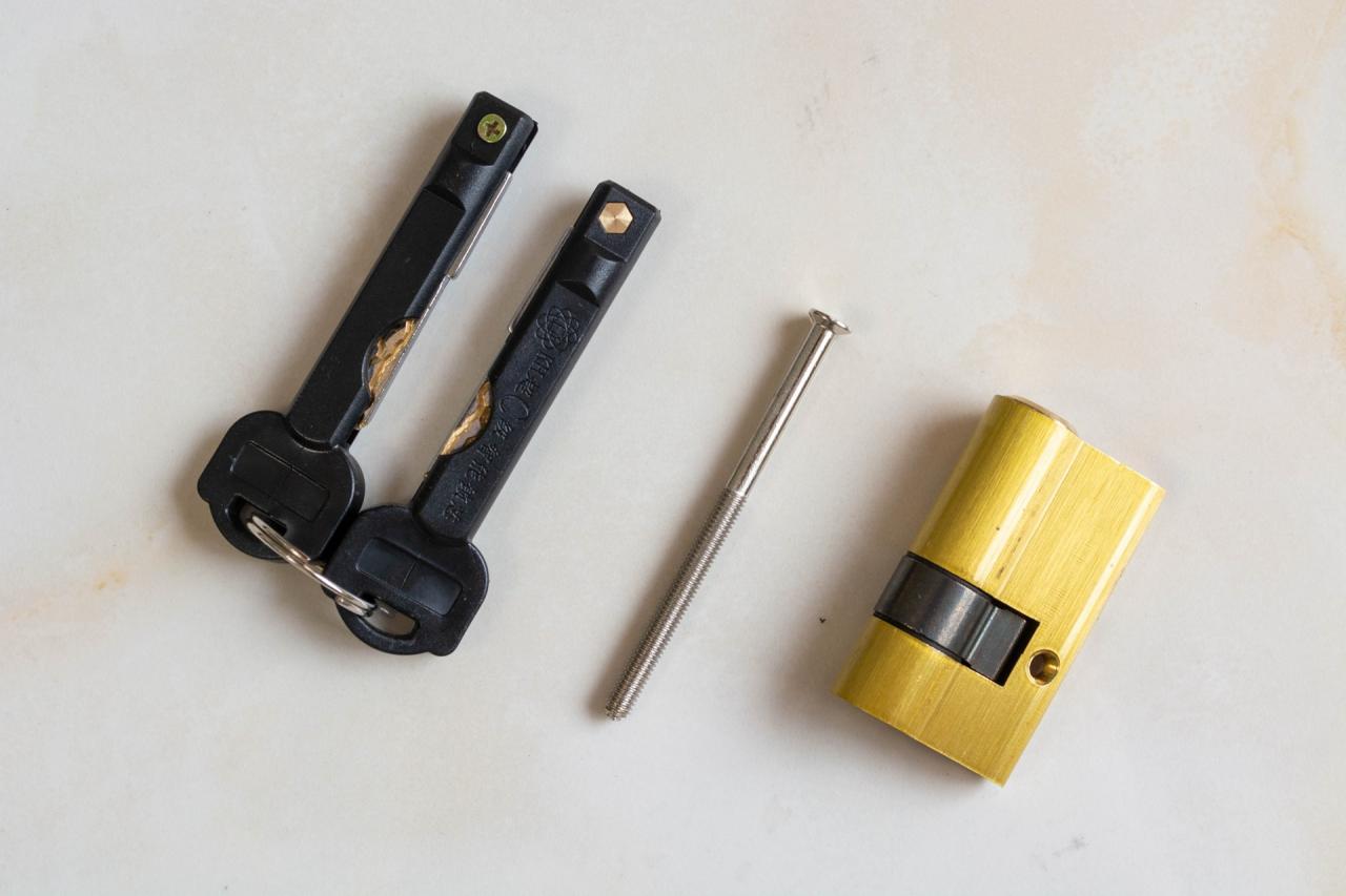 小益指纹锁为什么这么便宜(小益E206T智能锁安装体验)