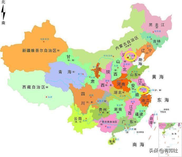 南京属于哪个省(南京作为江苏省会)