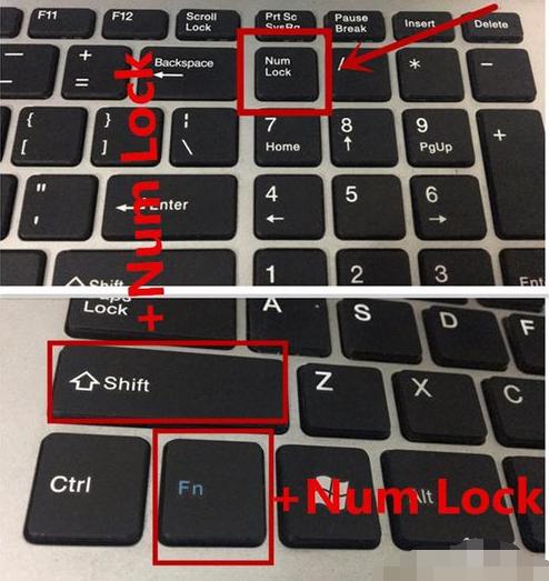 笔记本电脑键盘错乱怎么办(笔记本电脑键盘错乱恢复方法)
