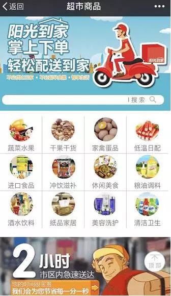 邯郸网上商城什么情况(邯郸线上超市购物迈入快捷生活)