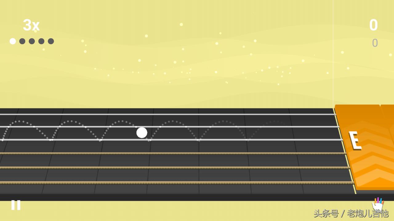 吉他调音器软件哪个好(强烈推荐guitartuna软件)