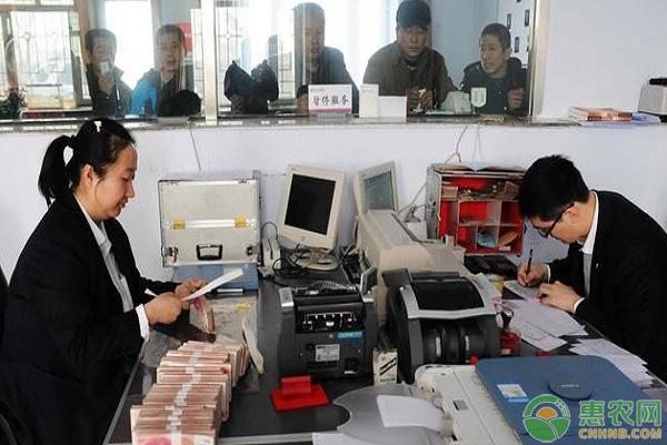 农村信用社10万贷款(四川农信农户小额贷款流程)
