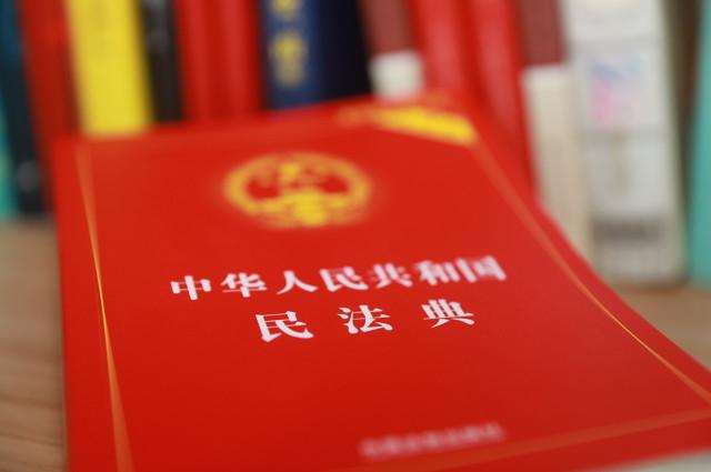 民法总则(2021新版民法典完整版)
