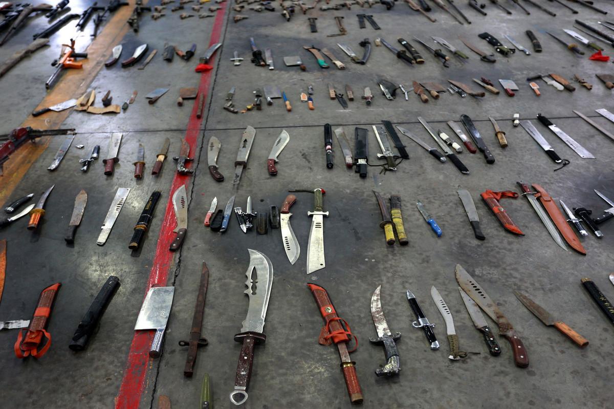 管制刀具的定义(管制刀具的认定标准)