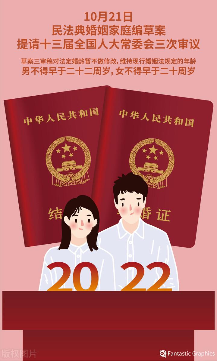 18岁可以领结婚证么(2021年结婚法最新年龄)
