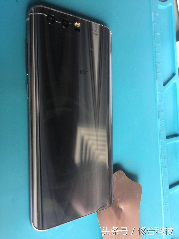 荣耀9拆机换屏幕教程(手机换屏详细教程)