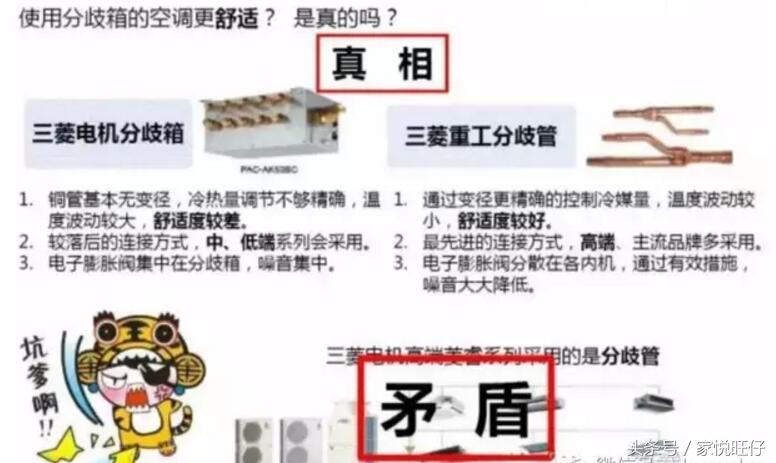 三菱重工和三菱电机空调哪个好(简评这12个不同处) - 长城号