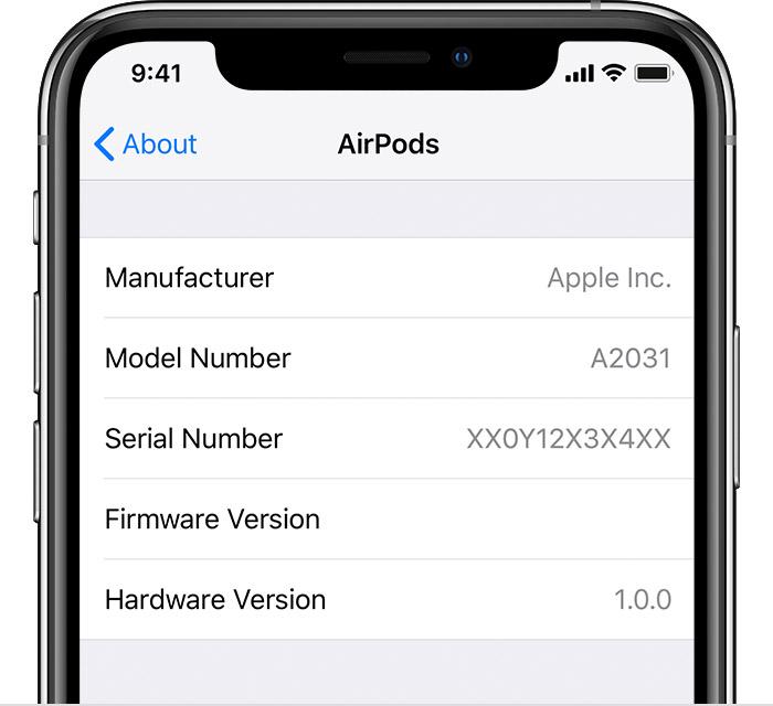 苹果耳机怎么查序列号(查看AirPods序列号的3种方式)