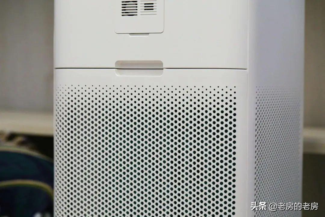 小米空气净化器说明书(观文一览米家空气净化器F1测评)