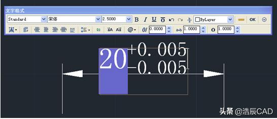 cad直径标注快捷键命令(盘点cad标注直径4种方法)
